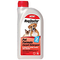 Rug Doctor Ever fresh fragrance Pet detergent, 1L