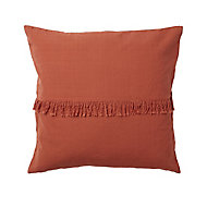 Rural Fringe Mango Cushion