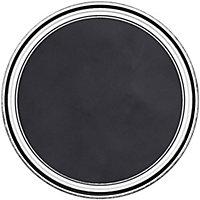 Rust-Oleum Chalkwash Charcoal Flat matt Emulsion paint, 125ml