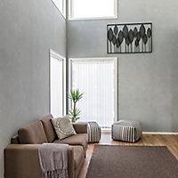 Rust-Oleum Chalkwash Light concrete Flat matt Emulsion paint, 125ml