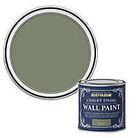 Rust-Oleum Chalky Finish Wall Bramwell Flat matt Emulsion paint, 125ml