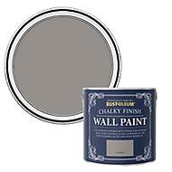 Rust-Oleum Chalky Finish Wall Gorthleck Flat matt Emulsion paint, 2.5L