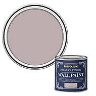 Rust-Oleum Chalky Finish Wall Homespun Flat matt Emulsion paint, 125ml