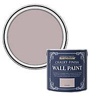 Rust-Oleum Chalky Finish Wall Homespun Flat matt Emulsion paint, 2.5L