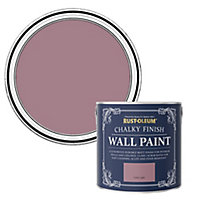 Rust-Oleum Chalky Finish Wall Little light Flat matt Emulsion paint, 2.5L