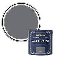 Rust-Oleum Chalky Finish Wall Marine grey Flat matt Emulsion paint, 2.5L