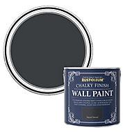 Rust-Oleum Chalky Finish Wall Natural charcoal Flat matt Emulsion paint, 2.5L