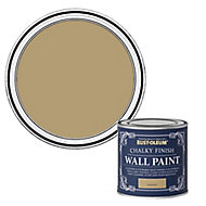 Rust-Oleum Chalky Finish Wall Sandstorm Flat matt Emulsion paint, 125ml