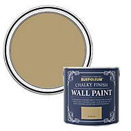 Rust-Oleum Chalky Finish Wall Sandstorm Flat matt Emulsion paint, 2.5L