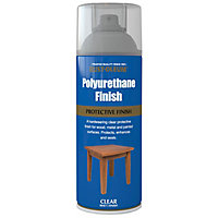 Rust-Oleum Clear Matt Multi-surface Lacquer Spray paint, 400ml