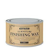 Rust-Oleum Dark brown Matt Furniture Finishing wax, 0.4L