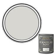 Rust-Oleum Dove Satin Furniture paint, 750ml