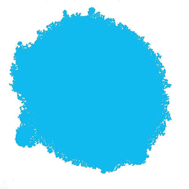 Rust Oleum Glow In The Dark Aqua Matt Multi Surface Spray Paint 150ml Diy At B Q