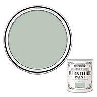 Rust-Oleum Laurel green Flat matt Furniture paint, 750ml