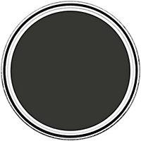 Rust-Oleum Natural charcoal Flat matt Furniture paint, 750ml