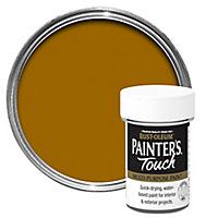 Rust-Oleum Painter's touch Antique gold effect Gloss Multi-surface paint, 20ml