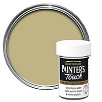 Rust-Oleum Painter's touch Gold effect Multi-surface paint, 20ml
