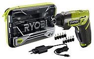 Ryobi Ergo 4V Screwdriver