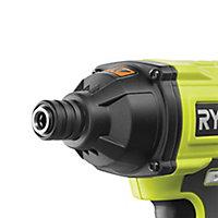 Ryobi ONE+ 18V 2.0Ah Li-ion Brushed Cordless Impact driver 1 battery R18ID2-120S5