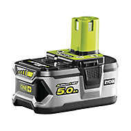 Ryobi ONE+ 18V 5.0Ah Li-ion Power tool battery