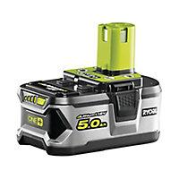 Ryobi ONE+ 18V 5.0Ah Li-ion Power tool battery