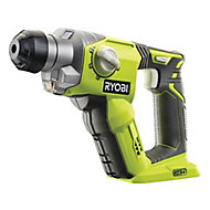 Ryobi ONE+ 18V Bare Cordless Hammer drill Bare R18SDS-0