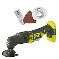 Ryobi ONE+ 18V Cordless Multi tool RMT1801M - Bare