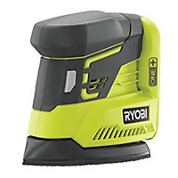 Ryobi ONE+ 18V Cordless Palm sander R18PS-0 Bare unit