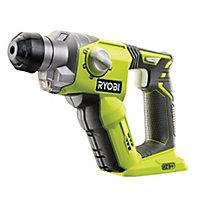 Ryobi ONE+ 18V Cordless SDS+ drill R18SDS-0- Bare
