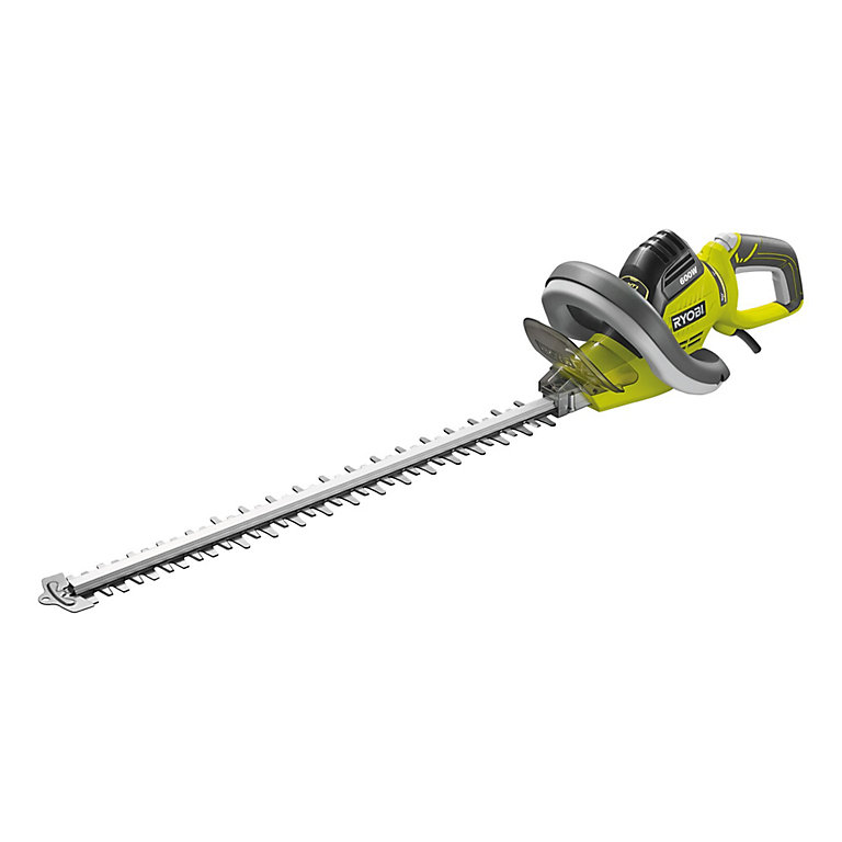 Ryobi Rht6060rs Electric Hedge Trimmer Diy At B Q Watch the hedge trimmer buyer's guide video. ryobi rht6060rs electric hedge trimmer