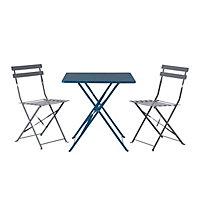 Saba Metal Table