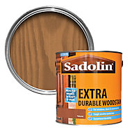 Sadolin Natural Conservatories, doors & windows Wood stain, 2.5L