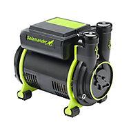 Salamander Pumps Single 1.5 bar Shower pump (H)160mm (W)120mm (L)185mm