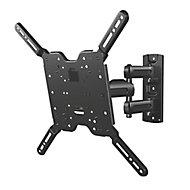 """Sanus Full motion Black Medium TV bracket, 32-47"""""""