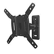 """Sanus Full motion Black Small TV bracket, 13-32"""""""