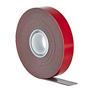 Scotch Grey Mounting Tape (L)5m (W)19mm