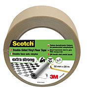 Scotch Transparent Carpet Tape (L)20m (W)50mm