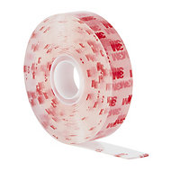 Scotch Transparent Mounting Tape (L)5m (W)19mm