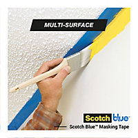 ScotchBlue Blue Masking Tape (L)41m (W)24mm