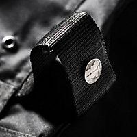 "Scruffs Flex Black Men's Multi-pocket trousers, W34"" L32"""