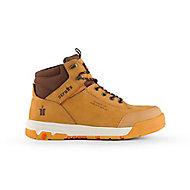 Scruffs Men's Tan Safety boots, Size 9