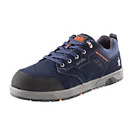 Scruffs Navy Blue Safety trainers, Size 7