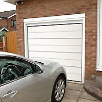 Sectional Garage door, (H)2134mm (W)2134mm