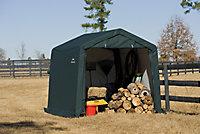 Shelterlogic 10x10 Apex Plastic Shed