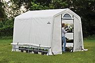 Shelterlogic 8x8 Apex Greenhouse