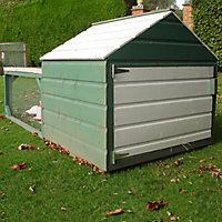 Shire 3x4 Animal house with Run