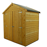 Shire 4x6 Apex Overlap Shed