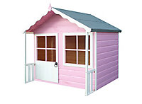 Shire 5x4 Kitty Wooden Playhouse