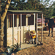 Shire 6x4 Jailhouse Wooden Playhouse