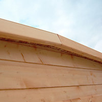 Shire 7x7 Pent Shiplap Wooden Summer house